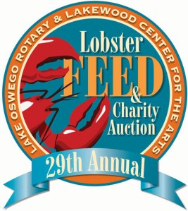 If you haven't attended the Lobster Feed and Charity Auction, you're missing out so order your tickets online for this year's event held this Saturday, June 15, beginning at 5:00 p.m. at the Lakewood Center at 368 S. State Street. Tickets are $125 for regular seating ($95 tax deductible) and $150 for patrons ($120 tax deductible). Click on the link in the article.