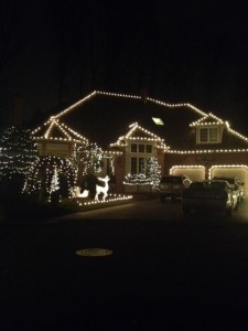 Let there be light! in Westlake.
