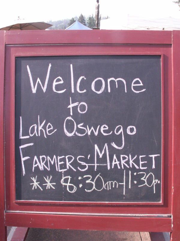 Lake Oswego Farmers Market Opens May 20 With 15 New