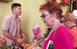 Soletta, a Shoe Boutique, has also been a popular wine tasting stop on the Lake Oswego Wine Walk.