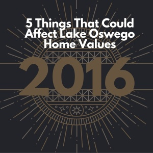5 Things That Could Affect Home Values