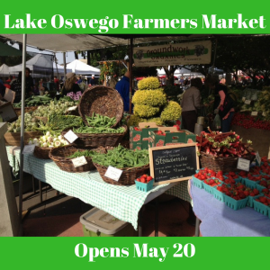 Lake Oswego Farmers Market 2014 | City of Lake Oswego