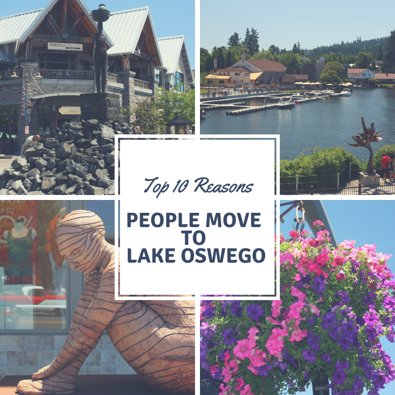 7c647537 ... to call home depends on a lot of factors but based on my over 25 years  experience as a Realtor, these are the top 10 reasons people move to Lake  Oswego.